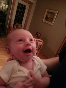 First smile:)